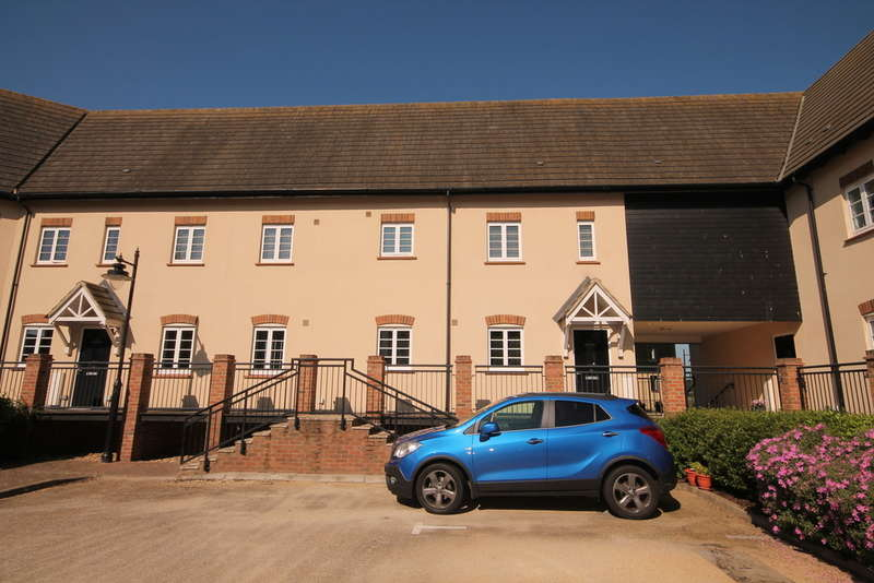 2 Bedrooms Apartment Flat for sale in Mill Cottages, Mill Lane, Kempston, MK42