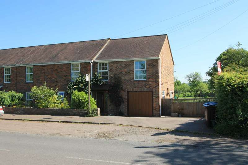 4 Bedrooms Semi Detached House for sale in Vicarage Road, Pitstone