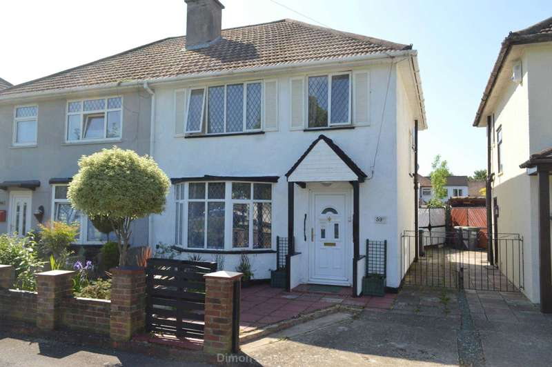 3 Bedrooms Semi Detached House for sale in Brewers Lane, Bridgemary