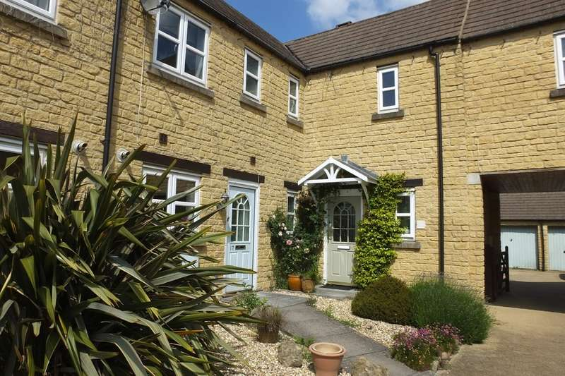 2 Bedrooms Terraced House for sale in South Cerney