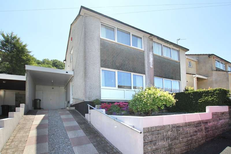 2 Bedrooms Semi Detached House for sale in Plympton, Plymouth