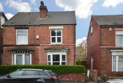 3 Bedrooms Semi Detached House for sale in Firth Park Crescent, Firth Park, Sheffield
