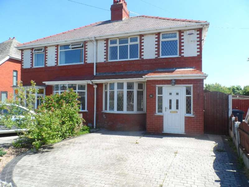 3 Bedrooms Property for sale in 206, Thornton-Cleveleys, FY5 1RE