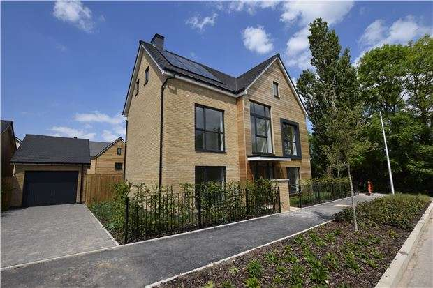 5 Bedrooms Detached House for sale in Plot 139 The Olive, Locking Parklands, Weston-Super-Mare, BS24 7AA