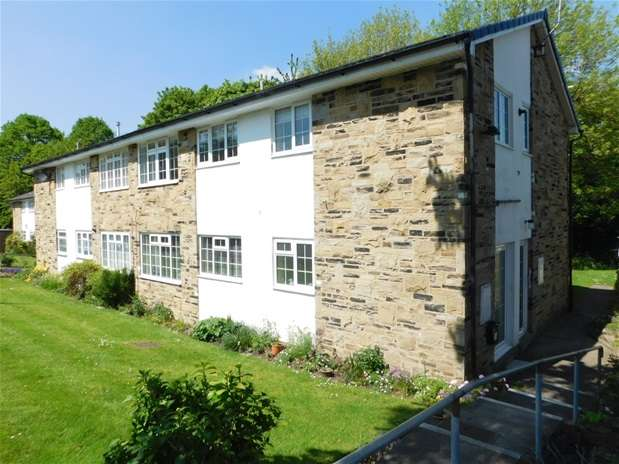 2 Bedrooms Flat for sale in Chestnut Court, Moorhead, Shipley