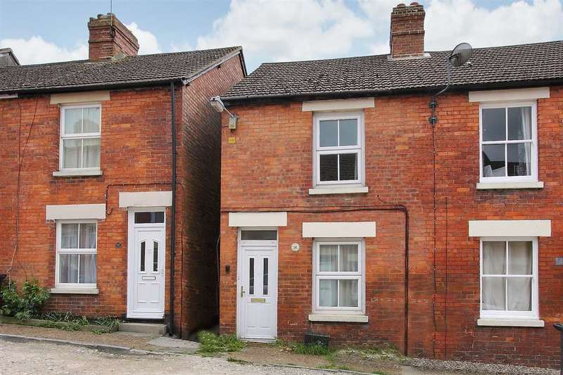 3 Bedrooms End Of Terrace House for sale in Bell street, Ludgershall