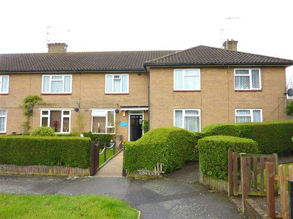 2 Bedrooms Apartment Flat for sale in Linton Avenue, Borehamwood