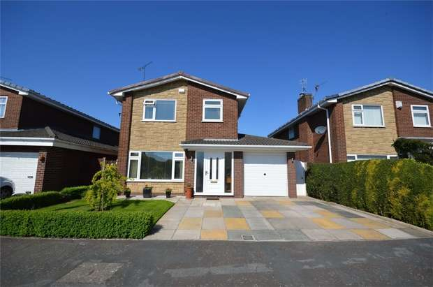 4 Bedrooms Detached House for sale in Elton Drive, Spital