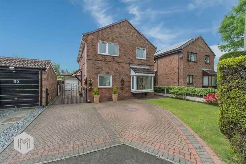 4 Bedrooms Detached House for sale in Westminster Avenue, Radcliffe, Manchester, Lancashire