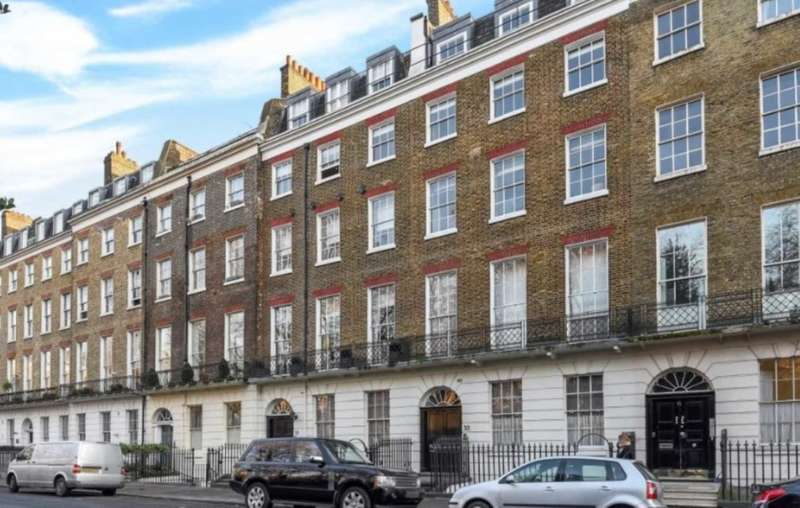 Studio Flat for sale in Dorset Square, NW1