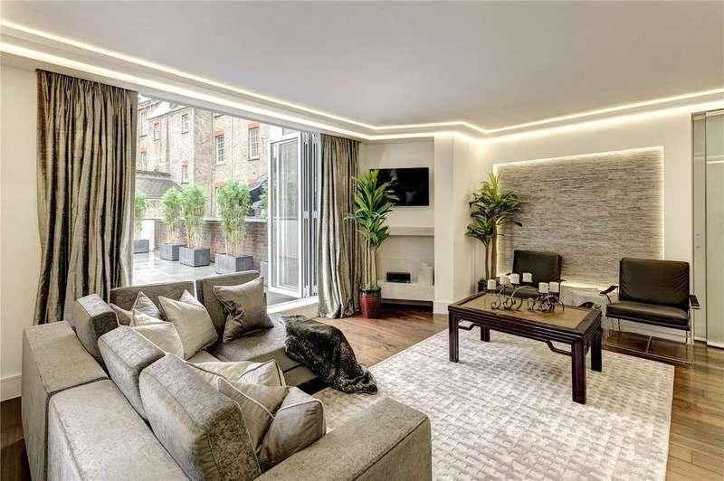 3 Bedrooms Flat for sale in Ebury Street, London, SW1W