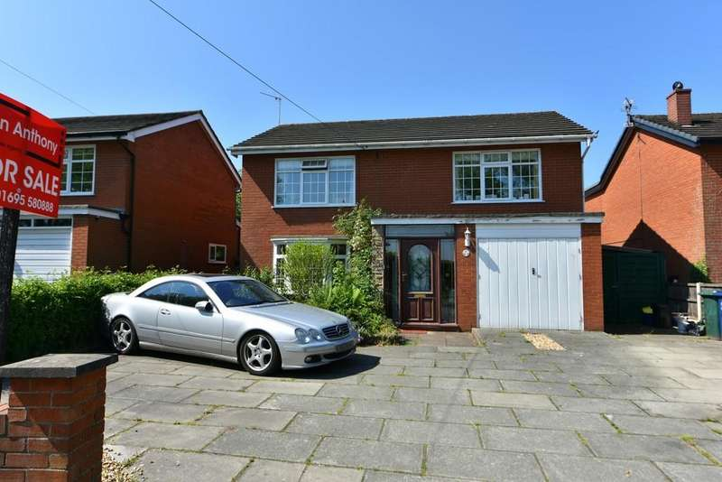 4 Bedrooms Detached House for sale in Moorfield Lane, Scarisbrick