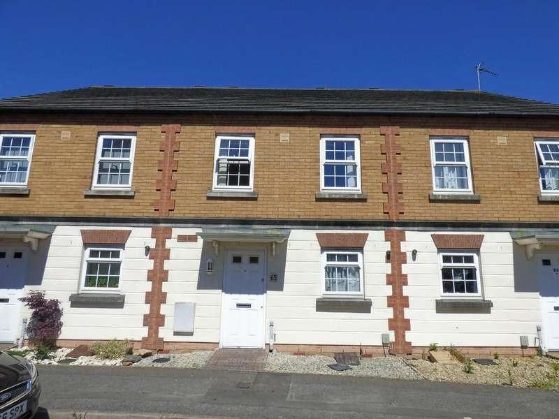 3 Bedrooms Terraced House for sale in Wallisdown, Bournemouth