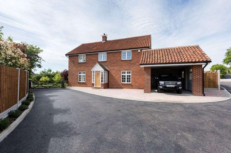 5 Bedrooms Detached House for sale in Rettendon Common