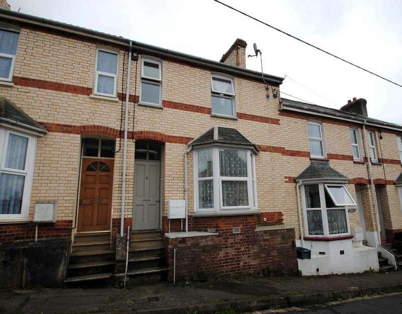 3 Bedrooms Terraced House for sale in Brookfield Street, Bideford