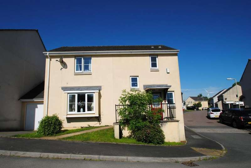 3 Bedrooms Semi Detached House for sale in Parkwood Rise, Lifton