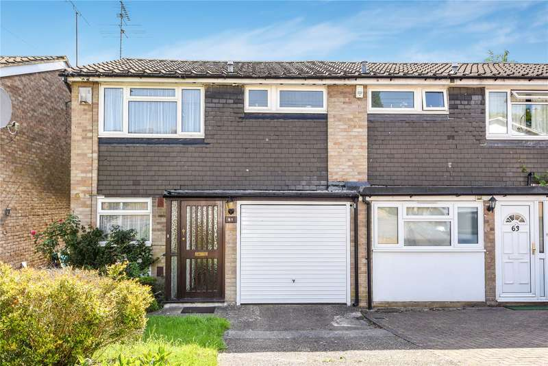 3 Bedrooms End Of Terrace House for sale in Knoll Crescent, Northwood, Middlesex, HA6