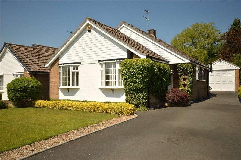 2 Bedrooms Detached Bungalow for sale in High Ash Crescent, Leeds