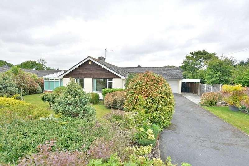 3 Bedrooms Detached Bungalow for sale in Laurel Close, St Leonards