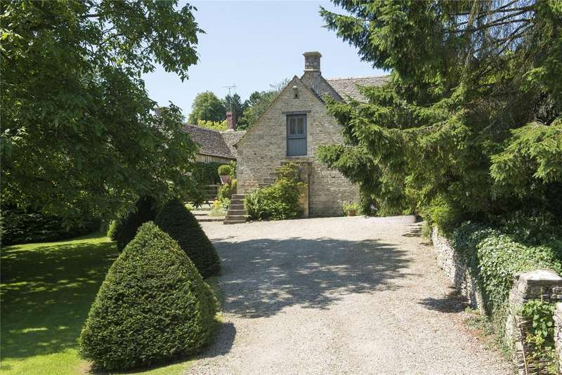 5 Bedrooms Detached House for sale in Queen Street, Chedworth, Cheltenham, Cotswolds