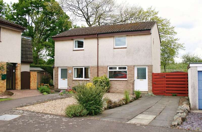 2 Bedrooms Semi-detached Villa House for sale in 66 Echline Drive, South Queensferry EH30 9XG