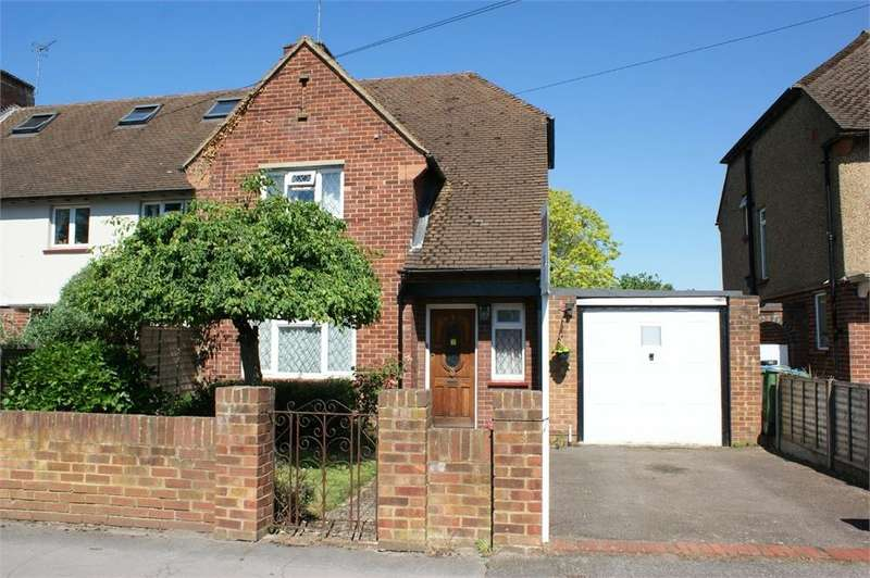 3 Bedrooms End Of Terrace House for sale in Longmore Road, Hersham, WALTON-ON-THAMES, Surrey