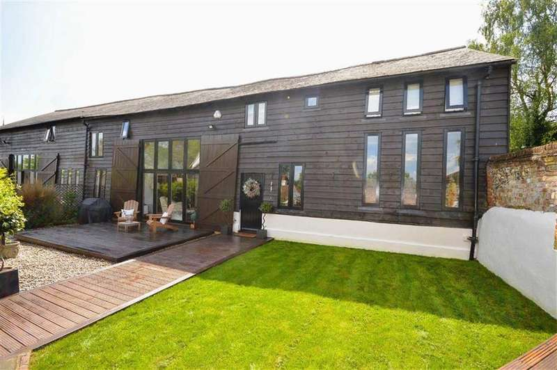 4 Bedrooms Semi Detached House for sale in Westmill, Nr Buntingford