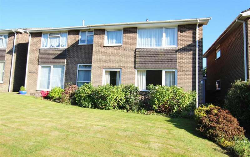 3 Bedrooms Semi Detached House for sale in Park Way, Fair Oak, Eastleigh