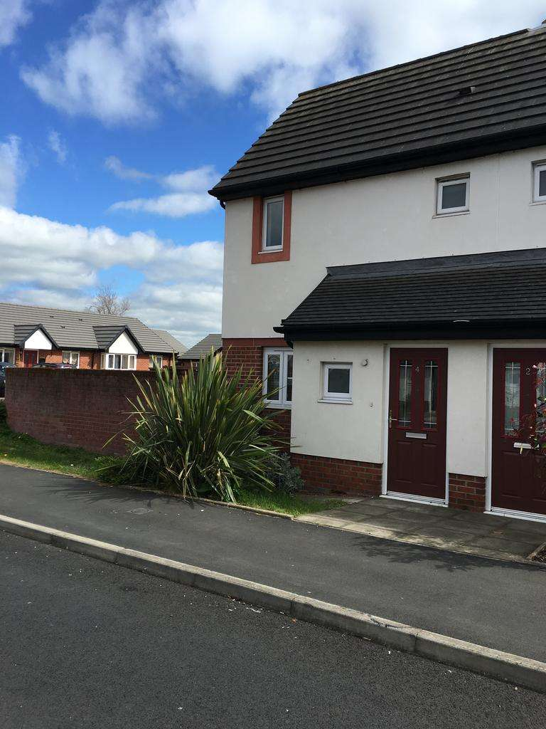 1 Bedroom Semi Detached House for sale in 4 Sycamore Drive, Longtown, Cumbria CA6