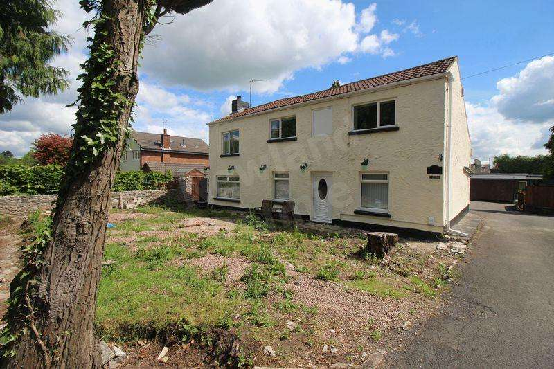4 Bedrooms Detached House for sale in Malpas Road, Malpas, Newport