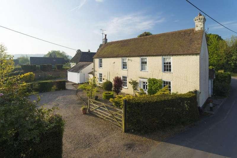 4 Bedrooms Detached House for sale in Upper Street, Tilmanstone