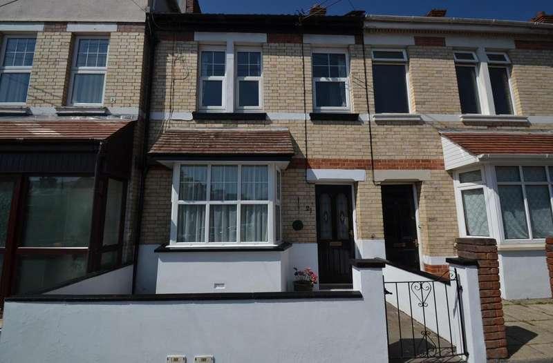3 Bedrooms Terraced House for sale in King Edward Street, Barnstaple