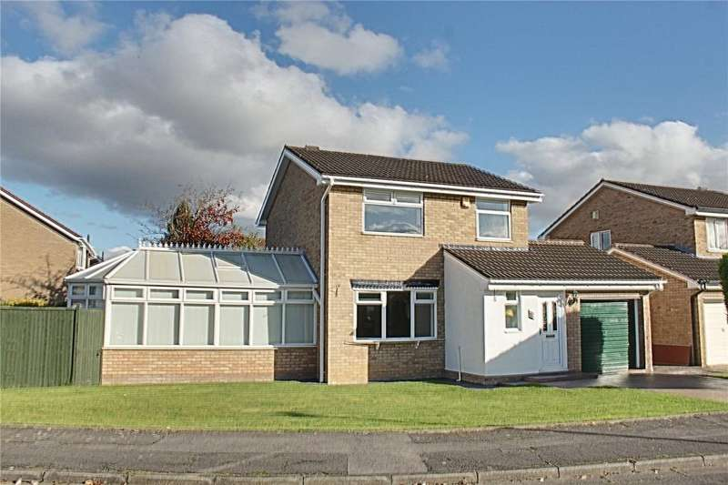 3 Bedrooms Detached House for sale in Scugdale Close, Yarm