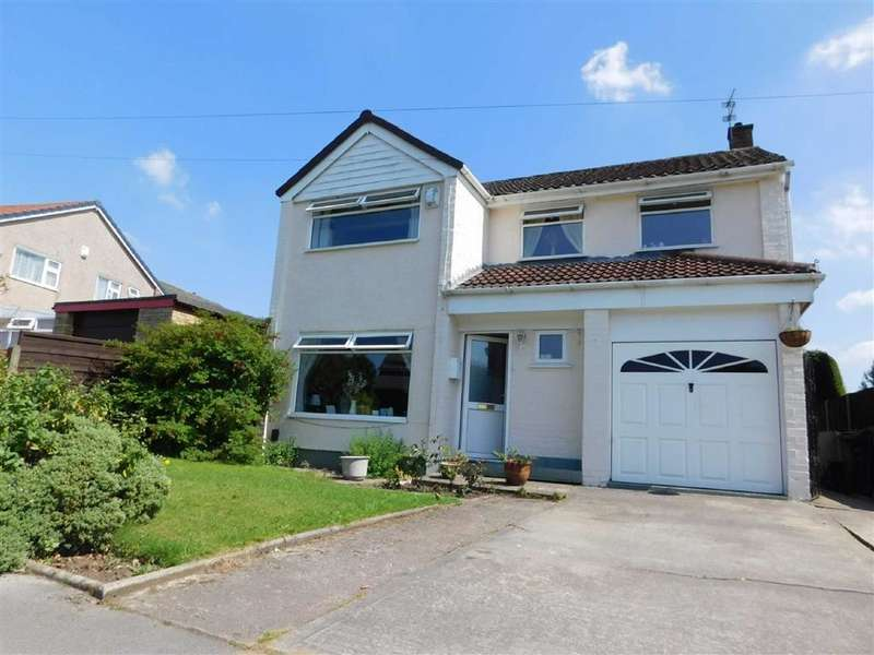 4 Bedrooms Detached House for sale in Flaggwood Avenue, Marple, Stockport