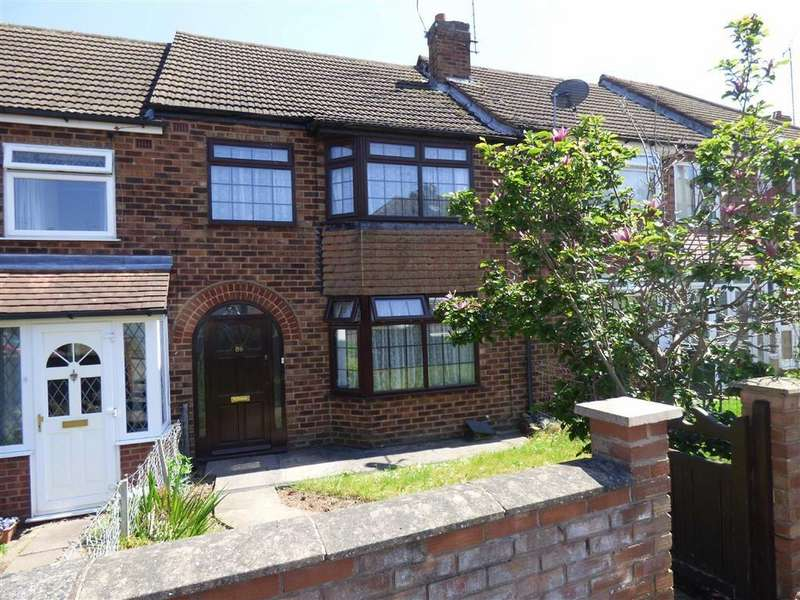 3 Bedrooms Terraced House for sale in Brookford Avenue, Coventry