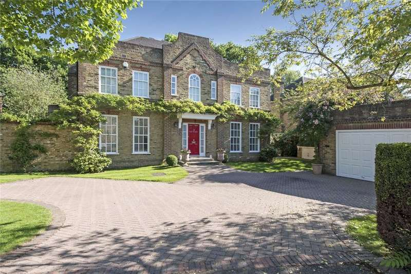 5 Bedrooms Detached House for sale in Hambledon Place, Dulwich, London, SE21
