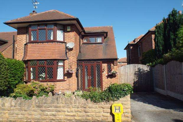 3 Bedrooms Detached House for sale in Burnbreck Gardens, Wollaton, Nottingham, NG8