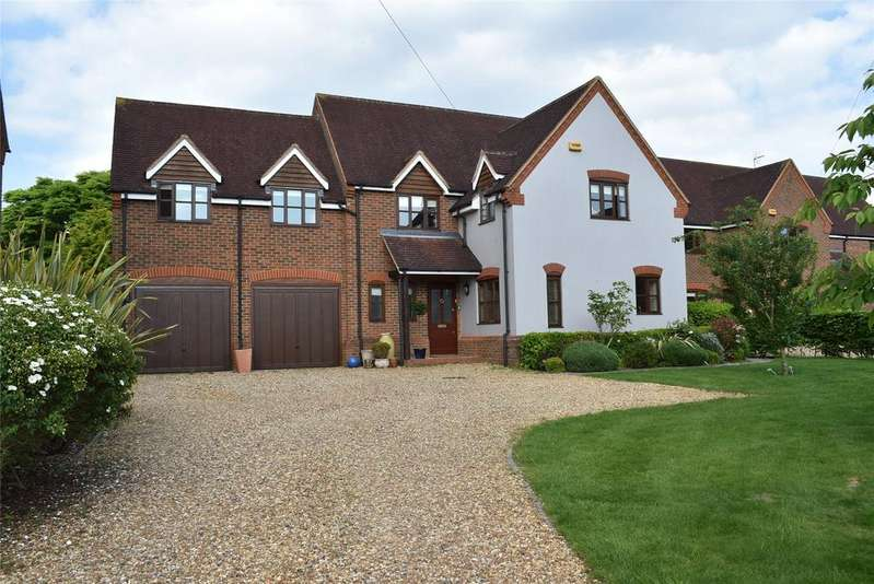 4 Bedrooms Detached House for sale in High Street North, Stewkley
