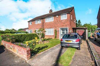 3 Bedrooms Semi Detached House for sale in Icknield Way, Luton, Bedfordshire