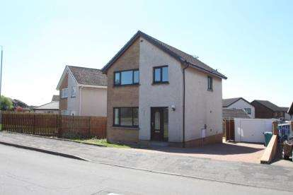 3 Bedrooms Detached House for sale in Strathview Road, Bellshill