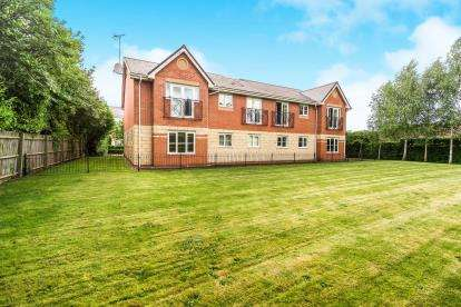 2 Bedrooms Flat for sale in Baden Powell House, Macarthur Way, Stourport-On-Severn, Worcestershire