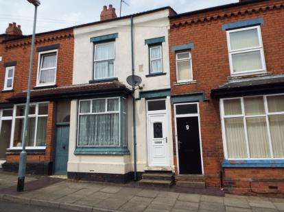 3 Bedrooms Terraced House for sale in Kitchener Road, Selly Park, Birmingham, West Midlands