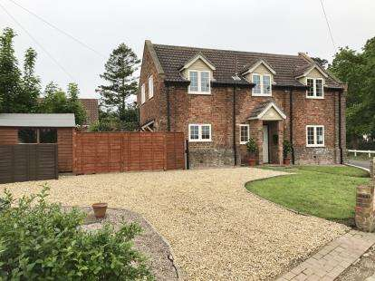 3 Bedrooms Detached House for sale in High Street, Bicker, Boston