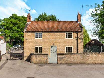 2 Bedrooms Detached House for sale in Main Street, Linby, Nottingham, Nottinghamshire