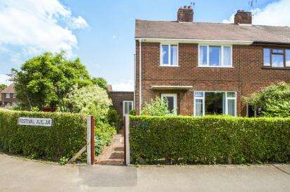 3 Bedrooms Semi Detached House for sale in Festival Avenue, Breaston, Derby