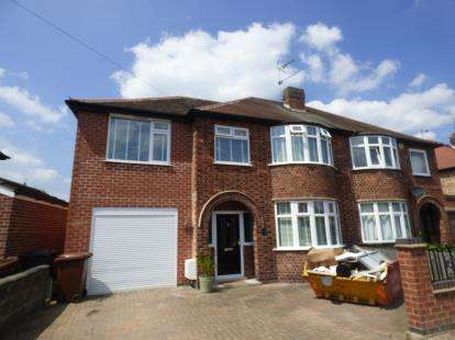 5 Bedrooms House for sale in Rufford Road, Long Eaton, Nottingham