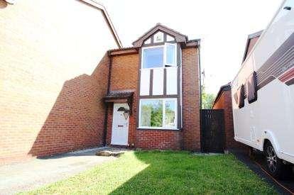 3 Bedrooms Semi Detached House for sale in Highbank, Roe Lee, Blackburn, Lancashire, BB1