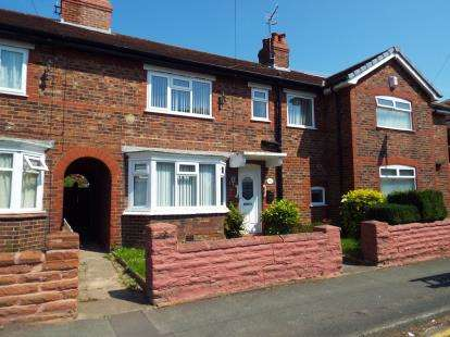 3 Bedrooms Terraced House for sale in South Parade, Weston Point, Runcorn, Cheshire, WA7