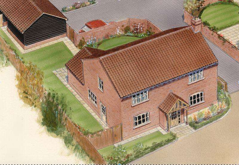 4 Bedrooms Detached House for sale in Church Lane, Isleham.