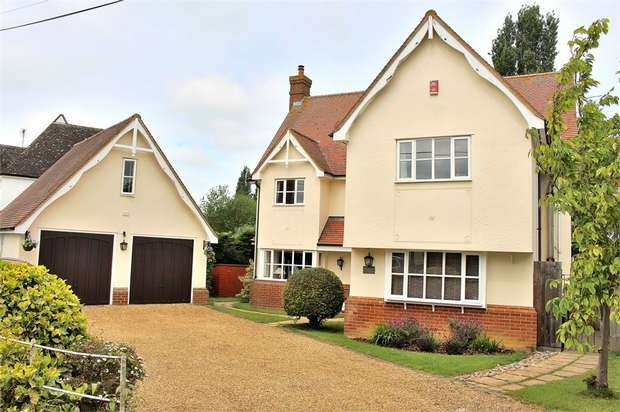 5 Bedrooms Detached House for sale in Little Bardfield, Braintree, Essex
